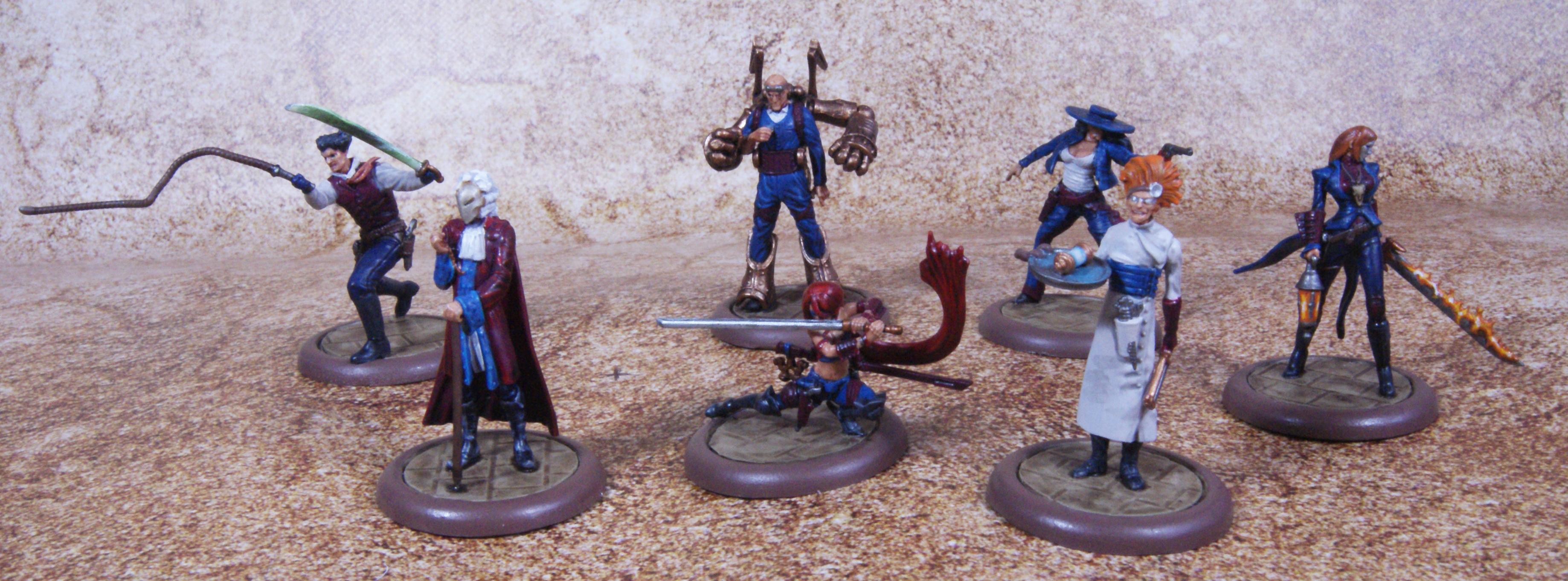 Guild, Malifaux, Masters