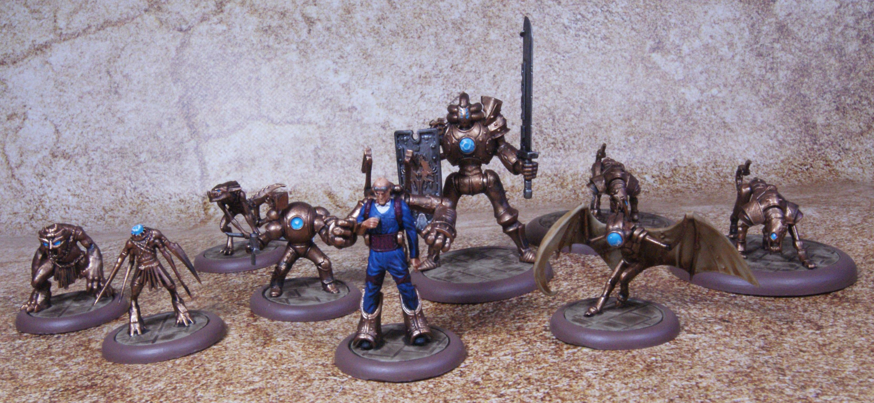 Constructs, Guild, Hoffman, Malifaux