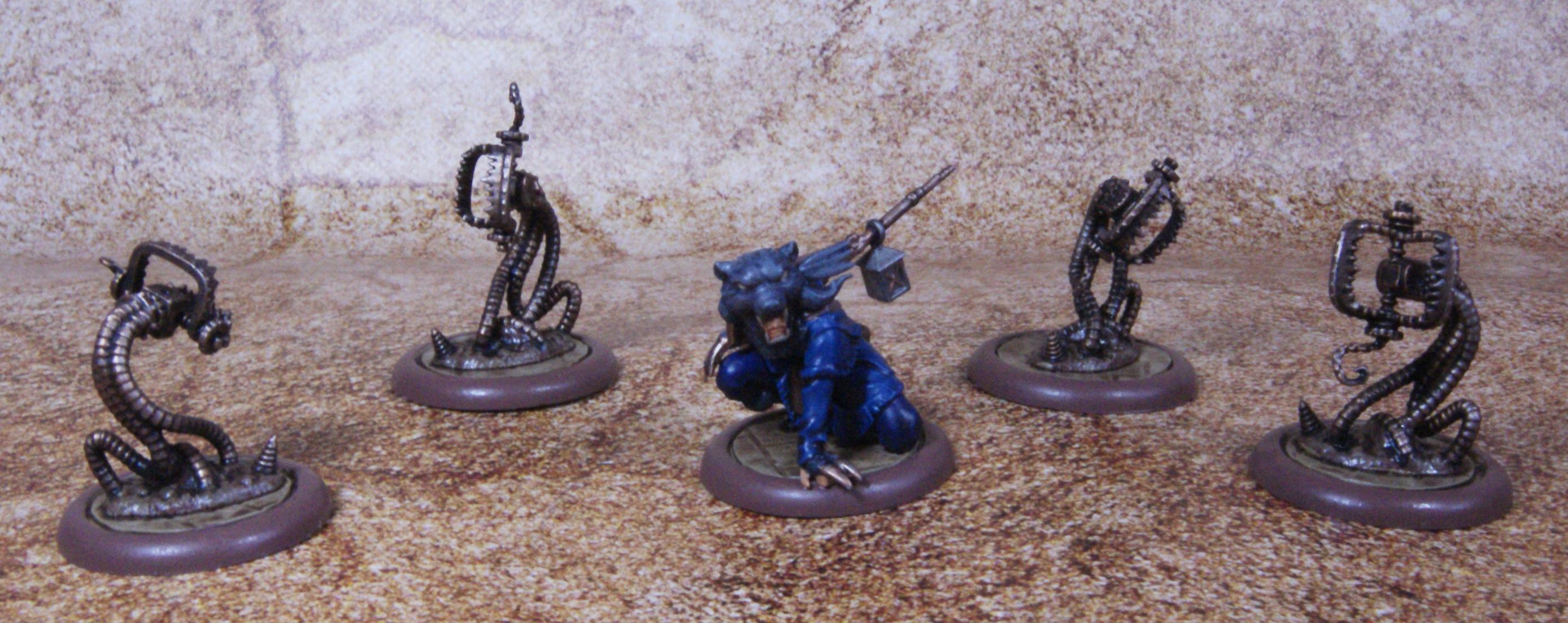 Guild, Malifaux, Pathfinders, Traps