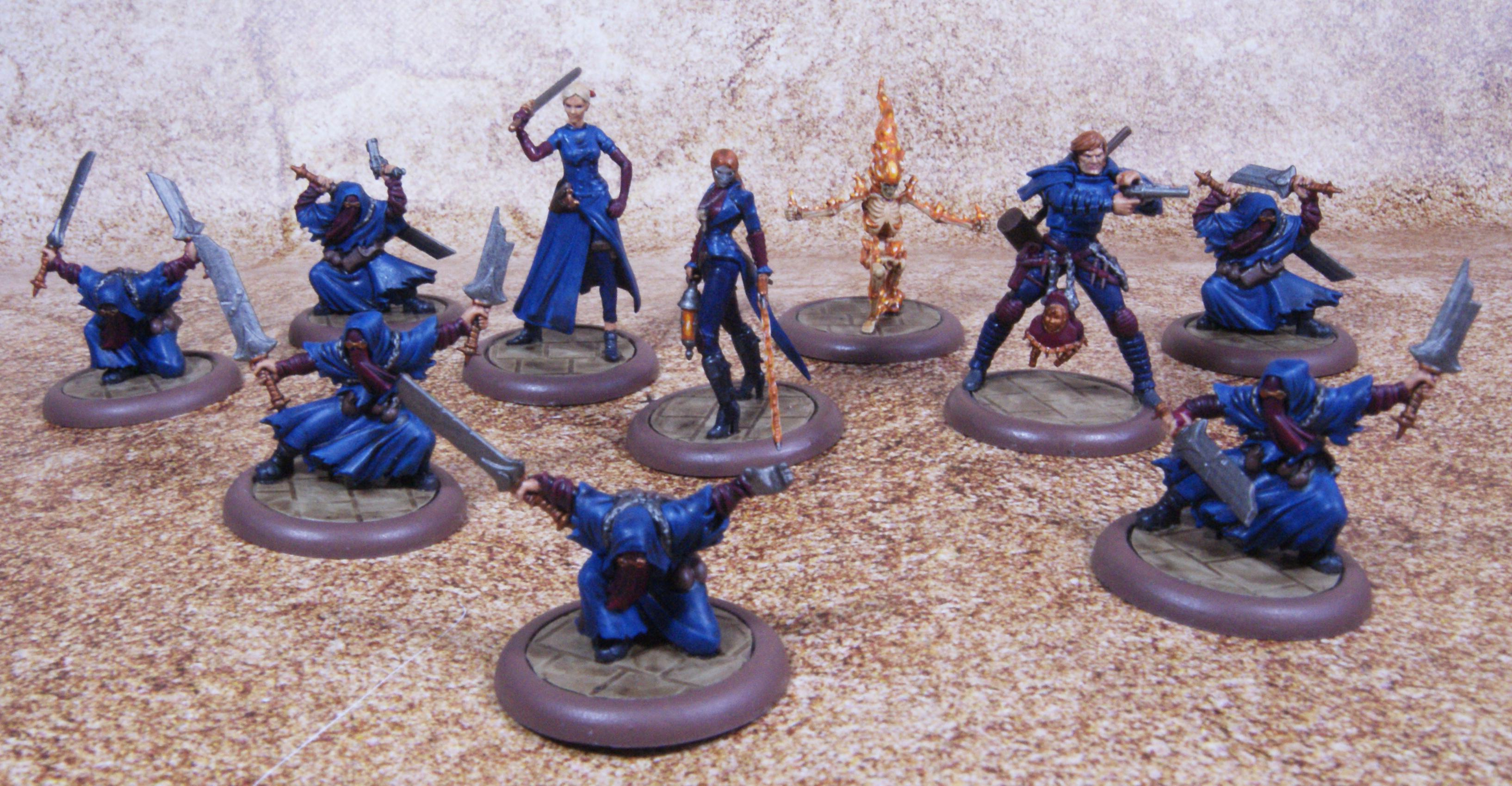 Guild, Malifaux, Sonnia, Witchling
