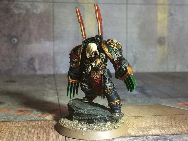 Belial, Dark Angels, Deathwing, Master Belial Of The Deathwing, Master Of The Deathwing, Pre Heresy Dark Angels, Pre Heresy Dark Angels Grand Master, Warhammer 40,000