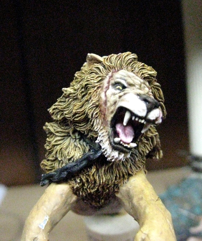 Arena Rex, Leo, Lion, Red Republic