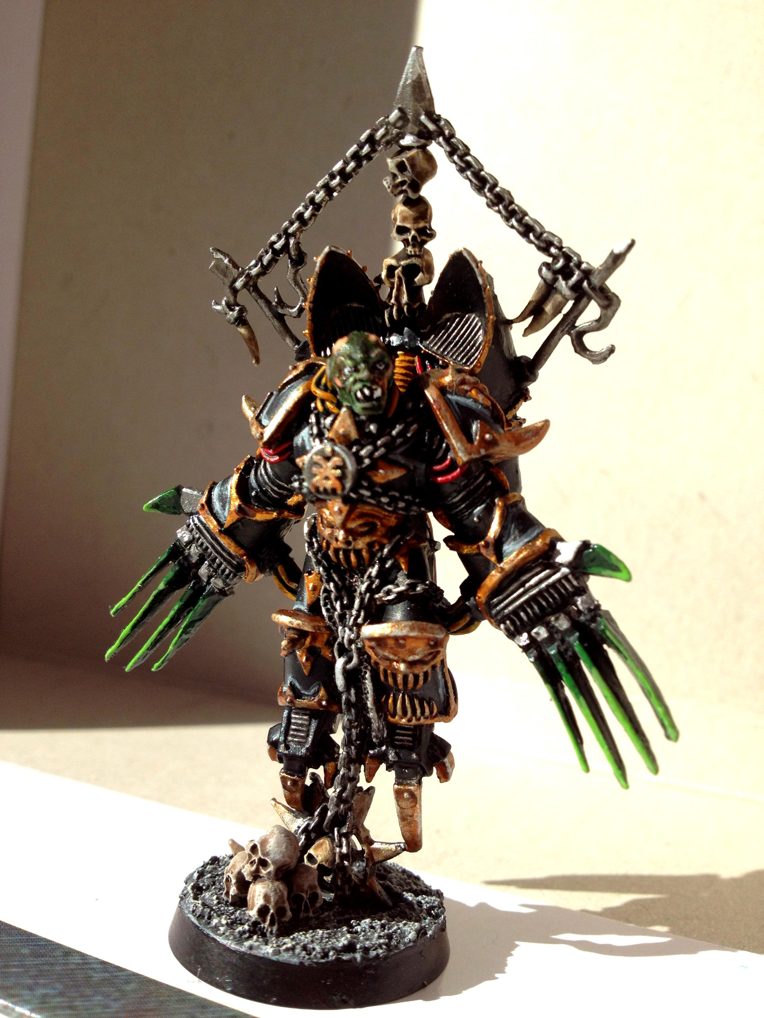 Chaos Lord w/Jump Pack and MoK
