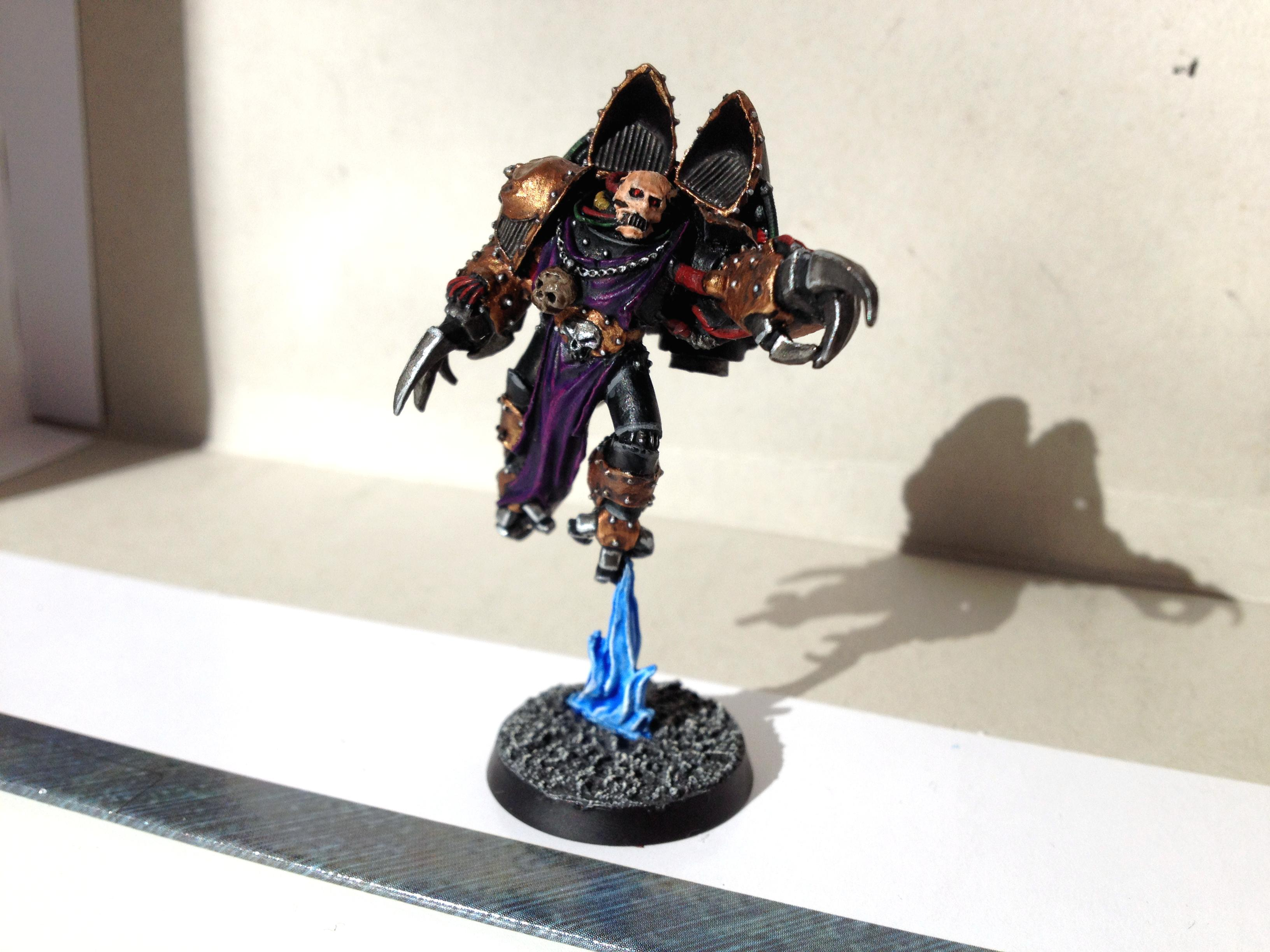 Airborne, Conversion, Flame Stand