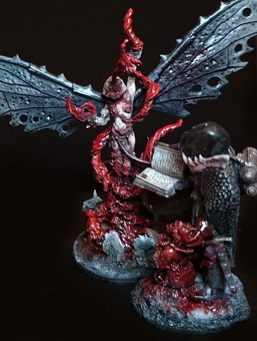Chaos, Conversion, Daemonhost, Gore, Inq28, Inquisitor, Radical, Slaanesh