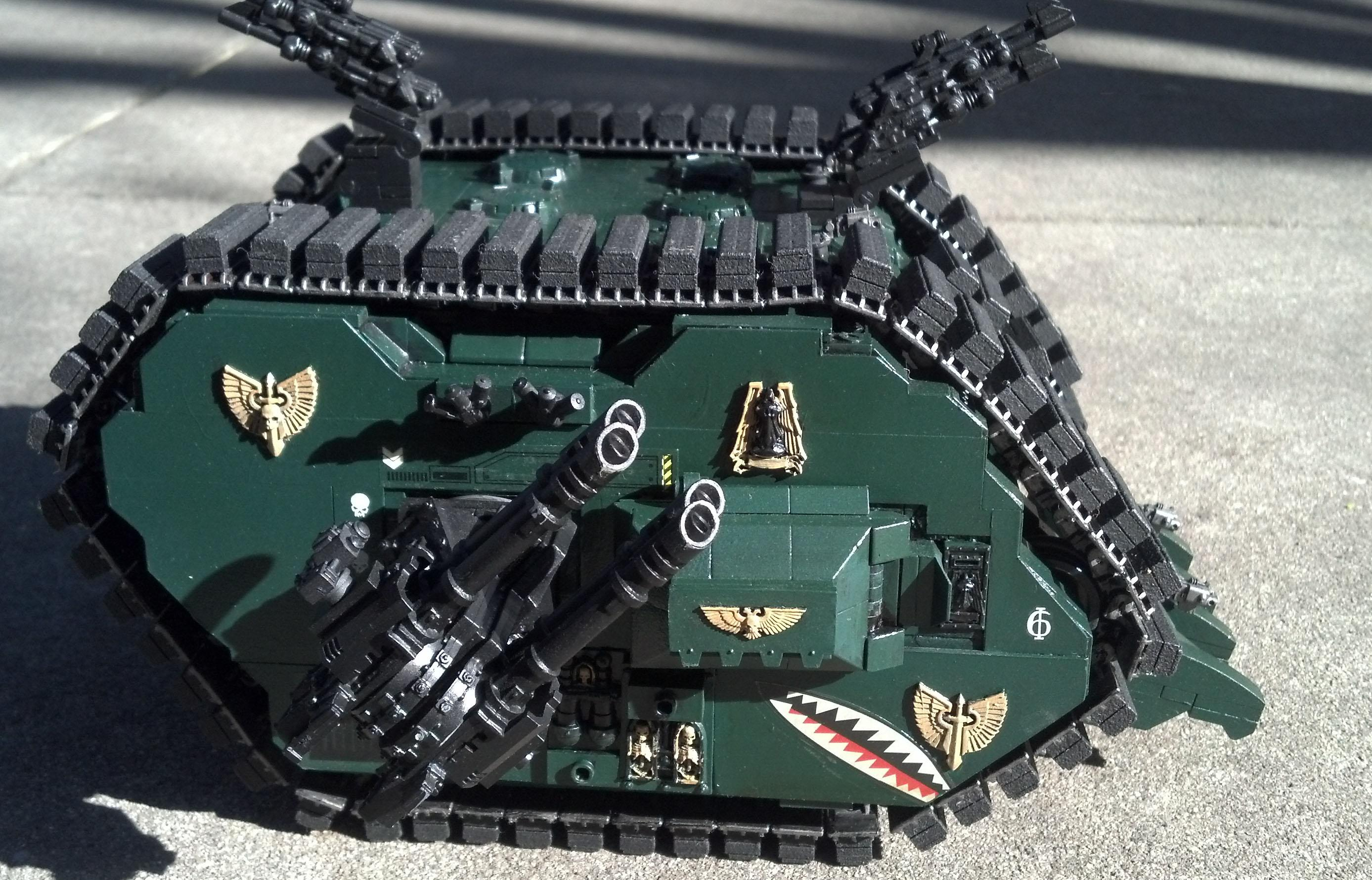 Army, Dark Angels, Human, Imperial, Imperium, Land Raider, Military, Space Marines, Super-heavy, Tank, Transport, Warhammer 40,000