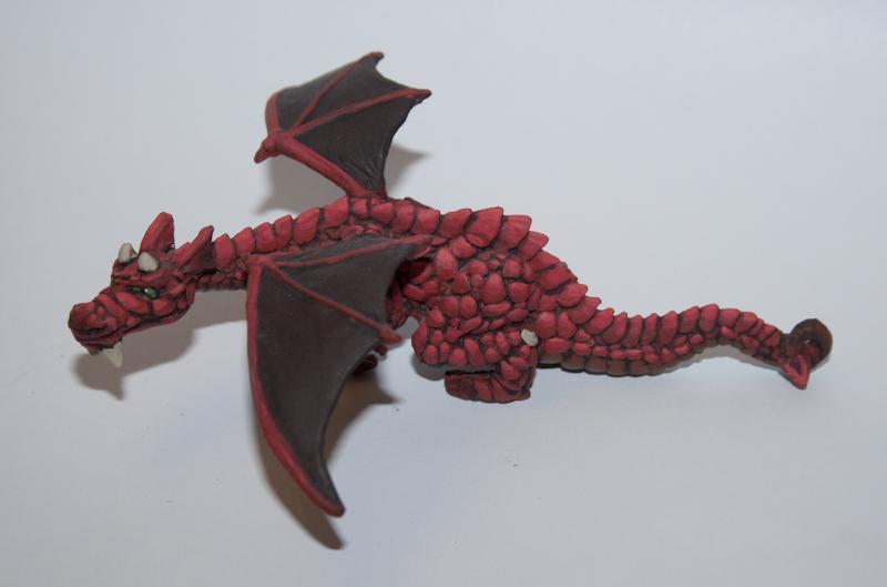 Citadel, Dragon, Fire Dragon