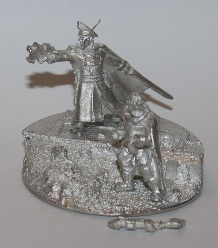 Corbec, Gaunt, Imperial Guard, Tanith