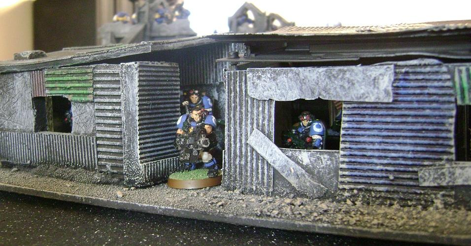 Scouts, Shack, Ultramarines