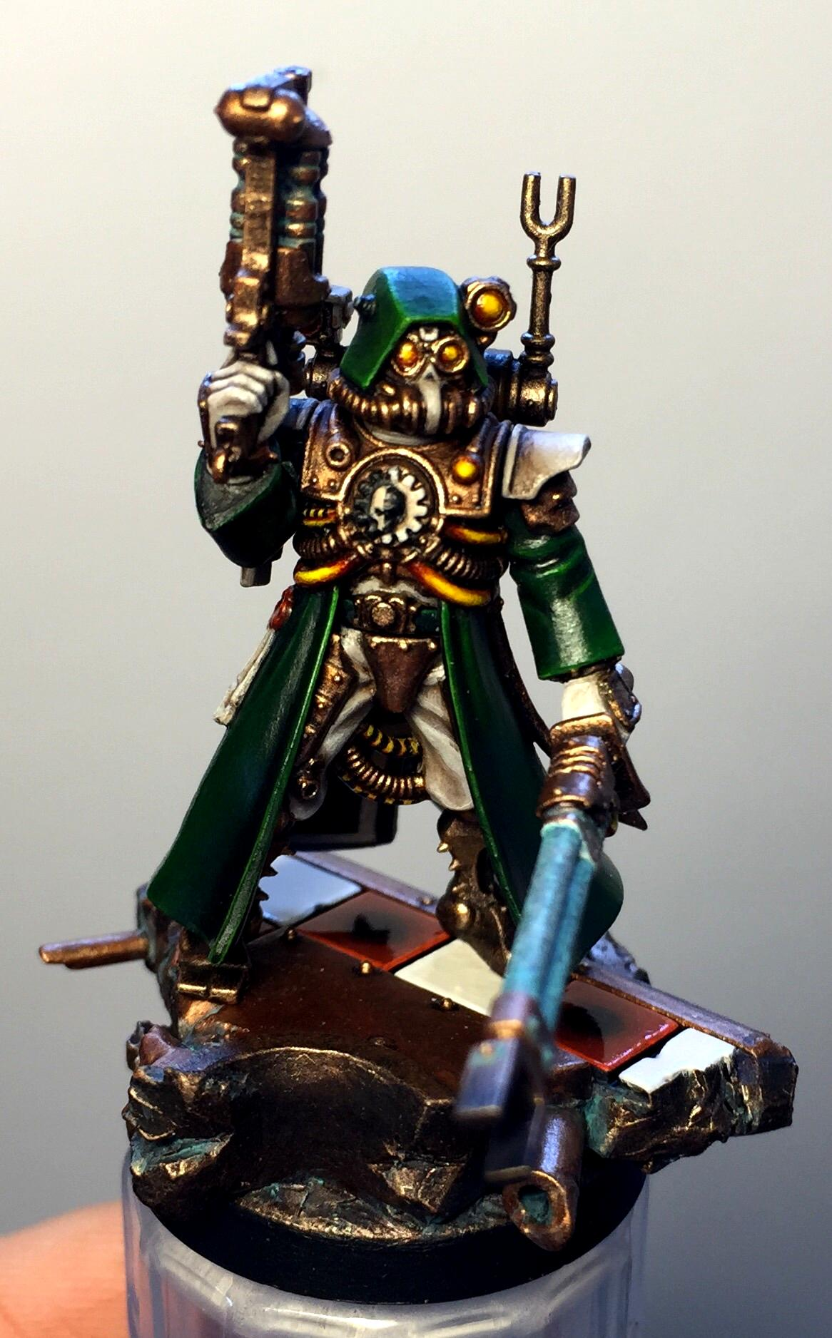 Adeptus Mechanicus, Alpha, Mechanicus, Skitarii, Warhammer 40,000