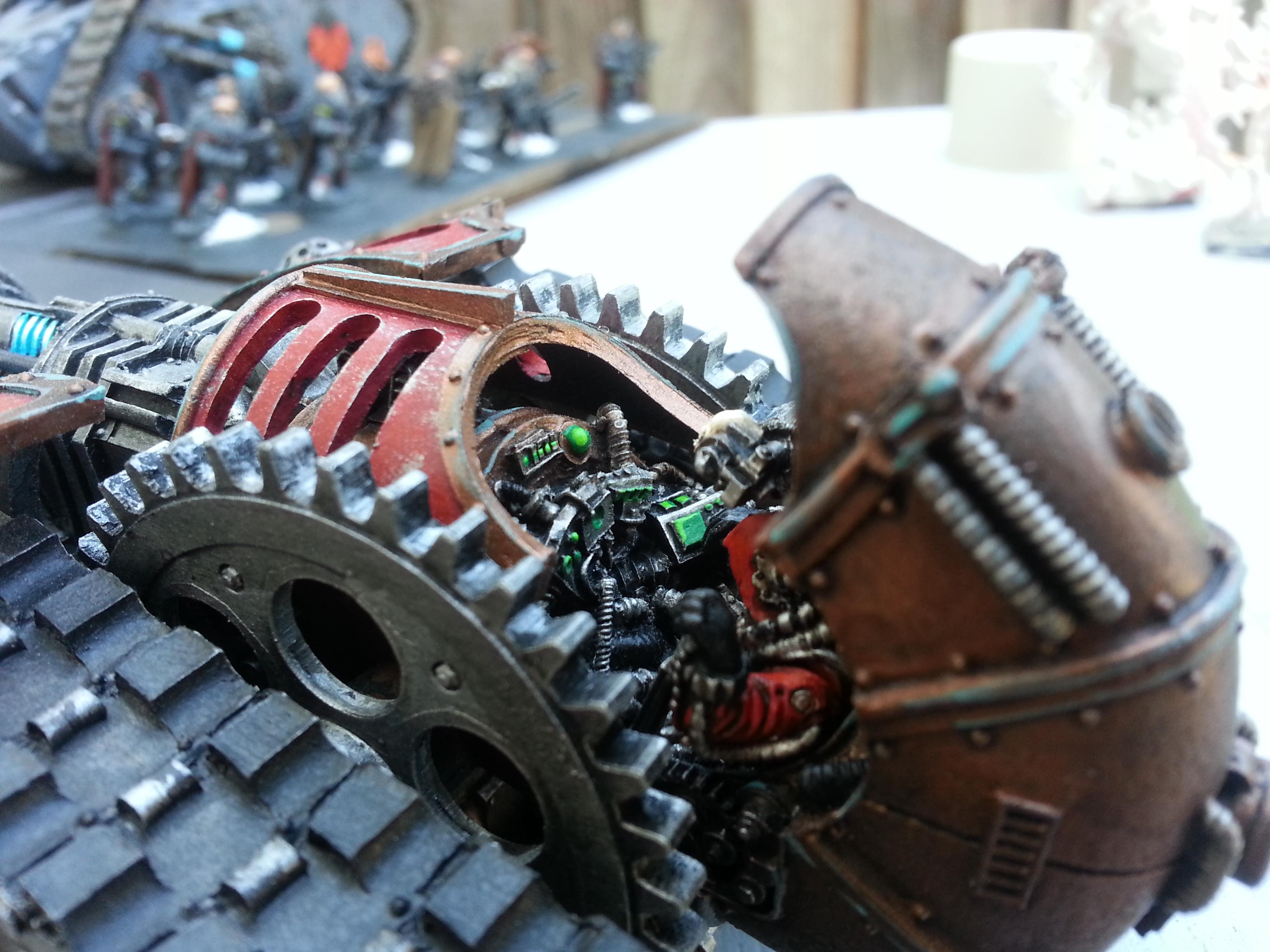 Krios, Mechanicum, mechanicum krios venator