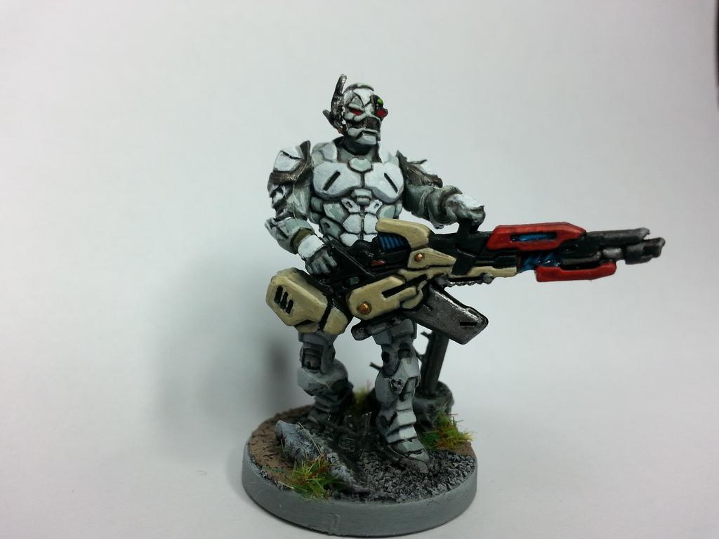 Burst Laser, Deadzone, Enforcer, Engineer, Heavy Weapon, Mantic
