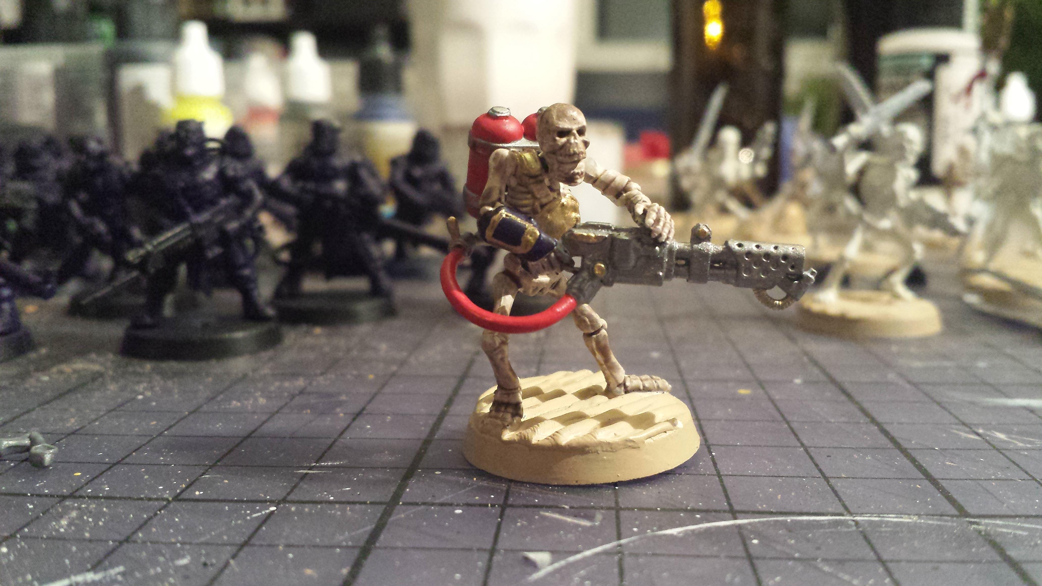 Chaos, Heretics, Renegades, Tzeentch, Warhammer 40,000