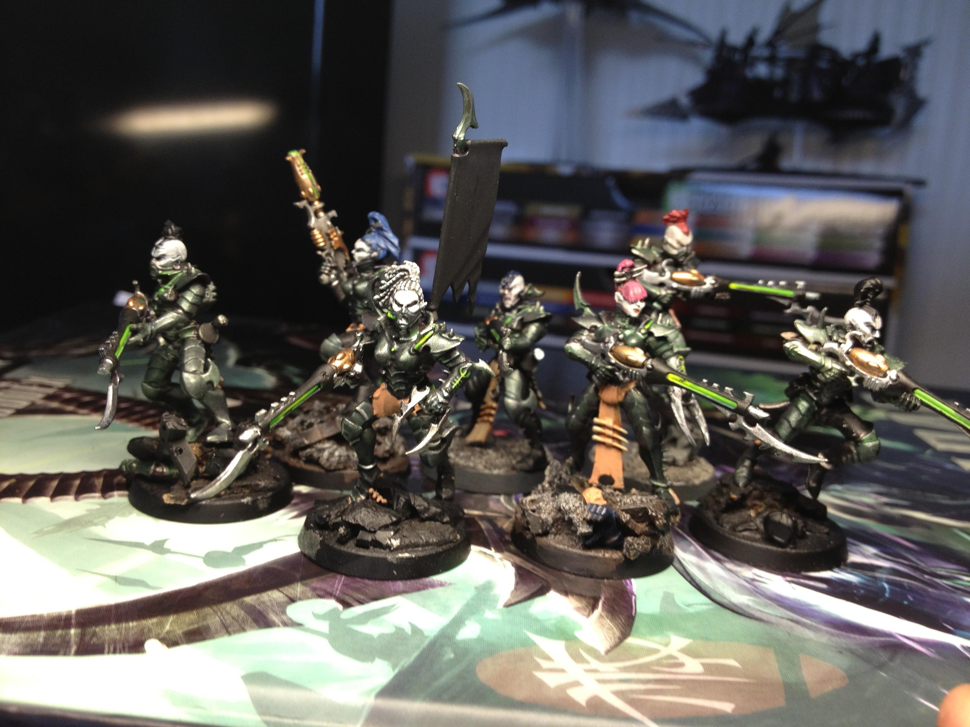 Dark, Eldar, Gamesworkshop, Kabalite, Warhammer 40,000, Warriors