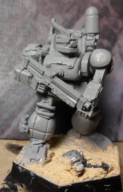 Heavy Gear, Anolis Mod, Front