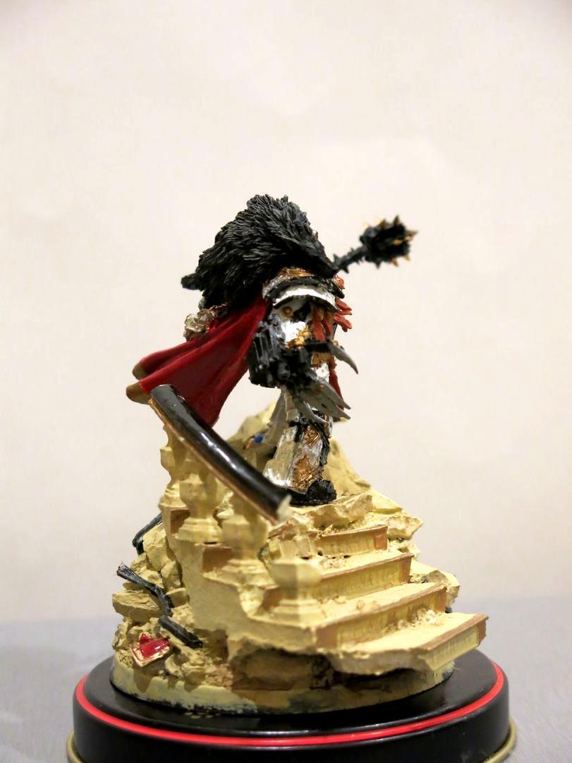Horus, Primarch, Warhammer 40,000