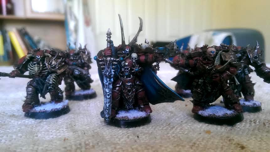 Chaos Space Marines, Dark Vengeance