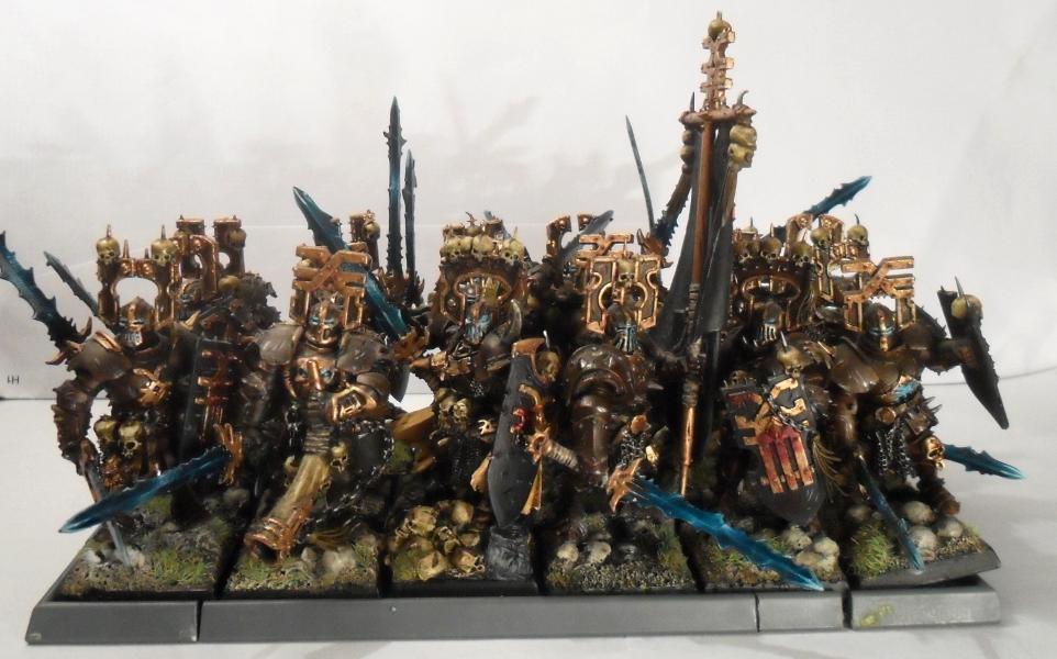 Blood, Bood God, Chosen, Khorne, Red, Warriors Of Chaos