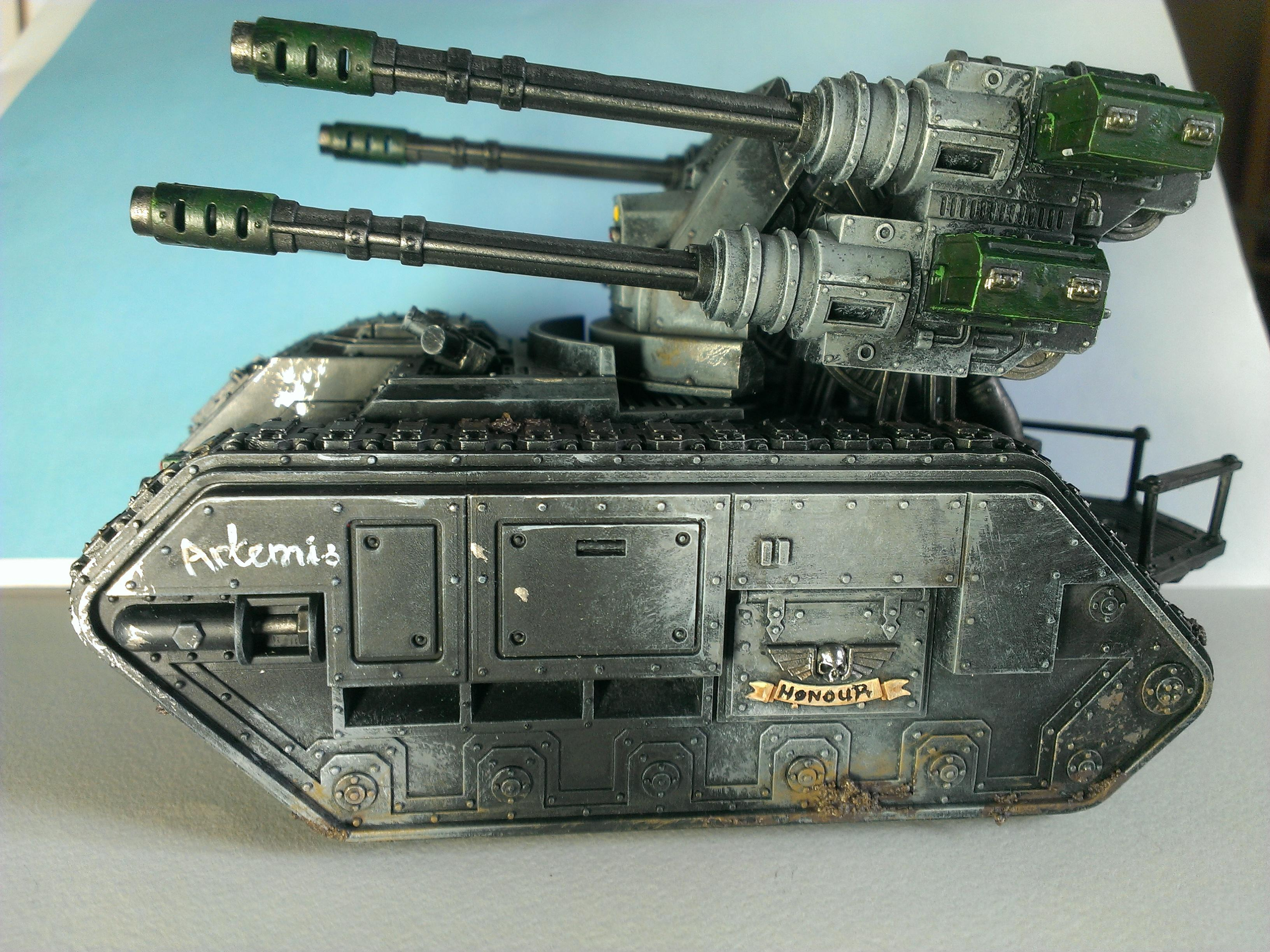Hydra, Imperial Guard, Tank, Vehicle, Warhammer 40,000, Wyvern