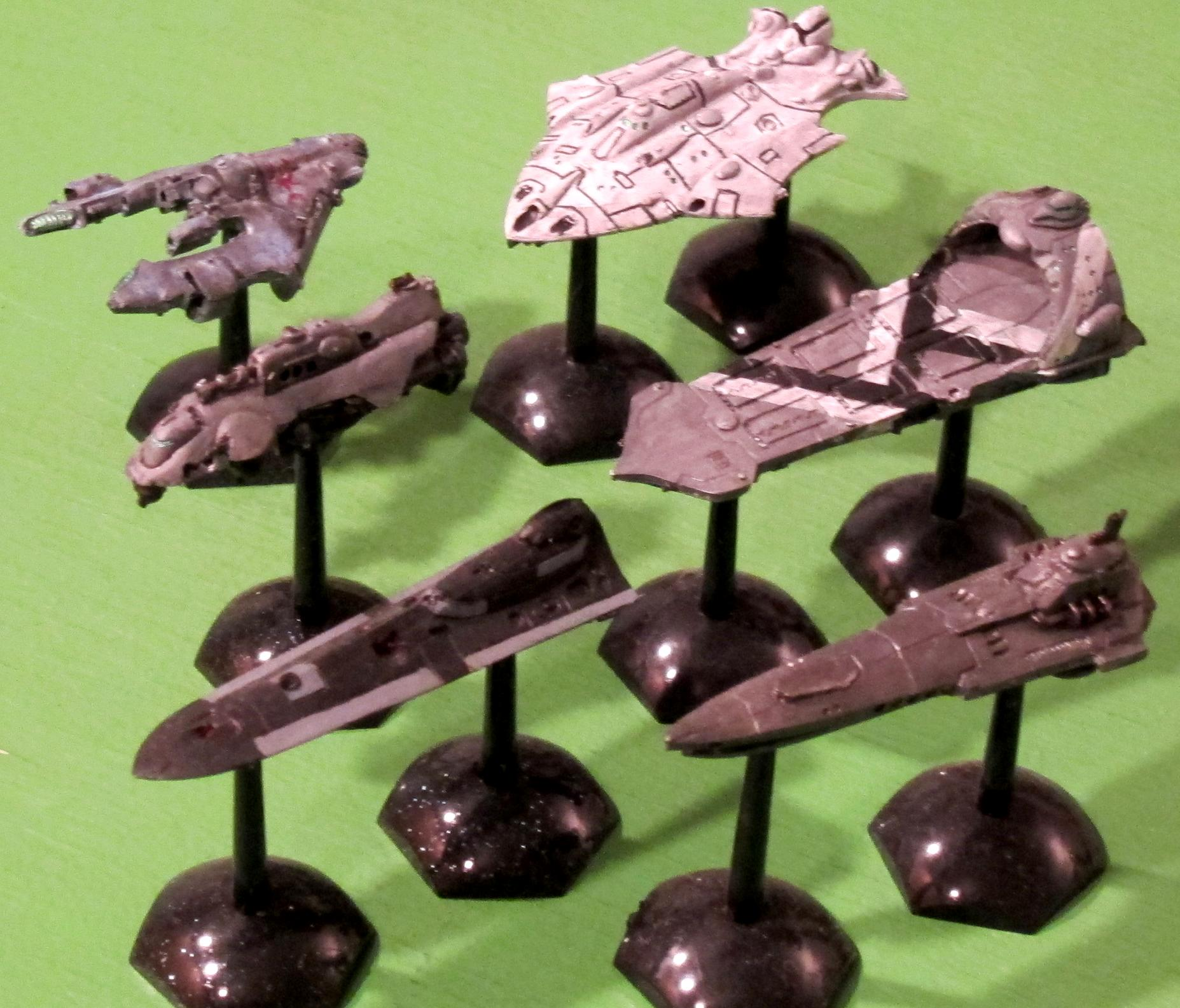 Silent Death big ships