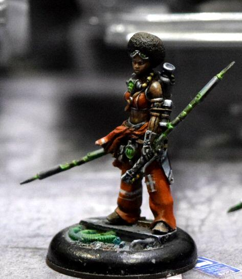 Afro, Alice, Eden, Orange, Resistance, Salute 2015, Skirmish