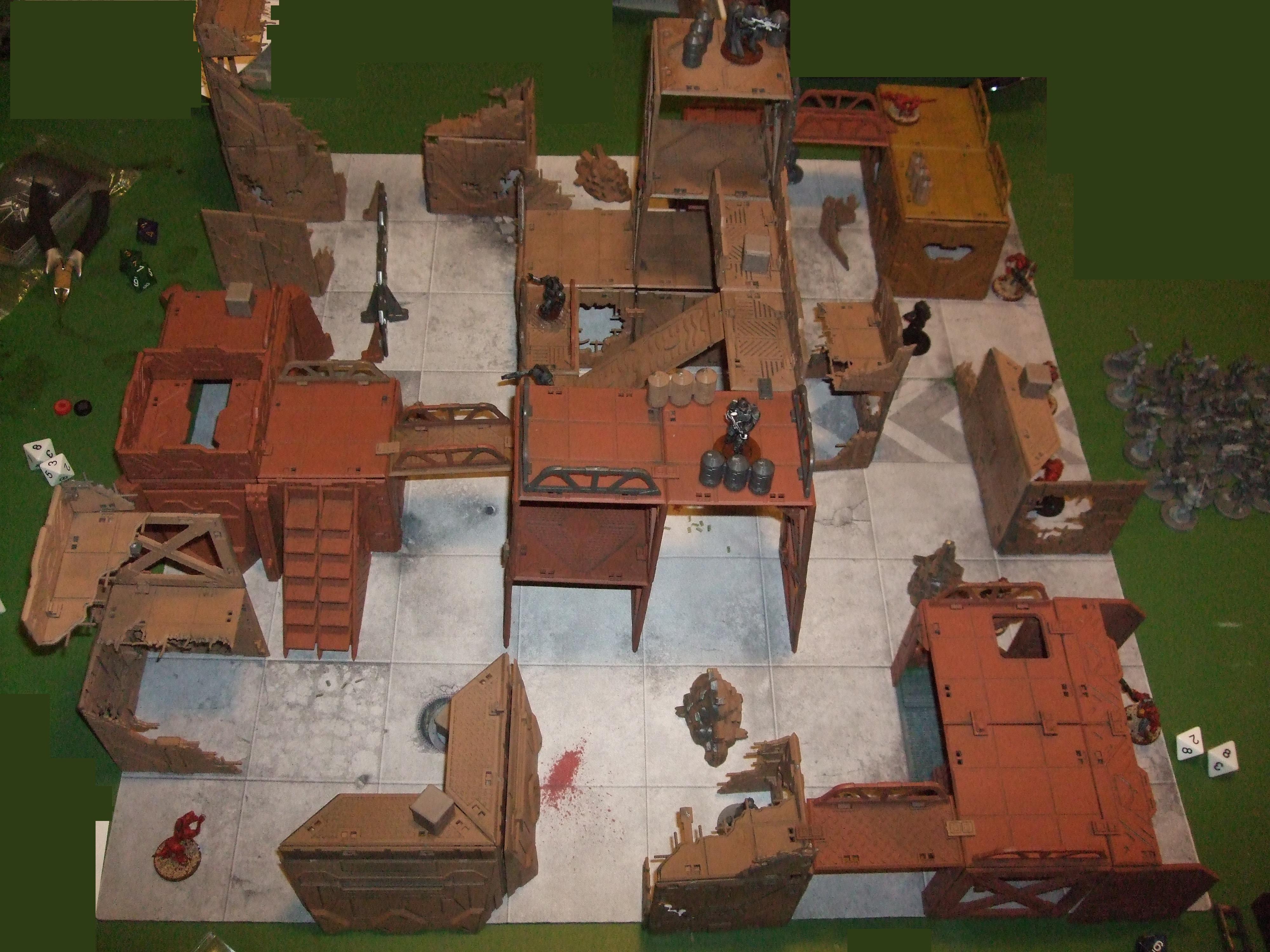 Coop, Deadzone, Mantic Games, Solo, Zombie