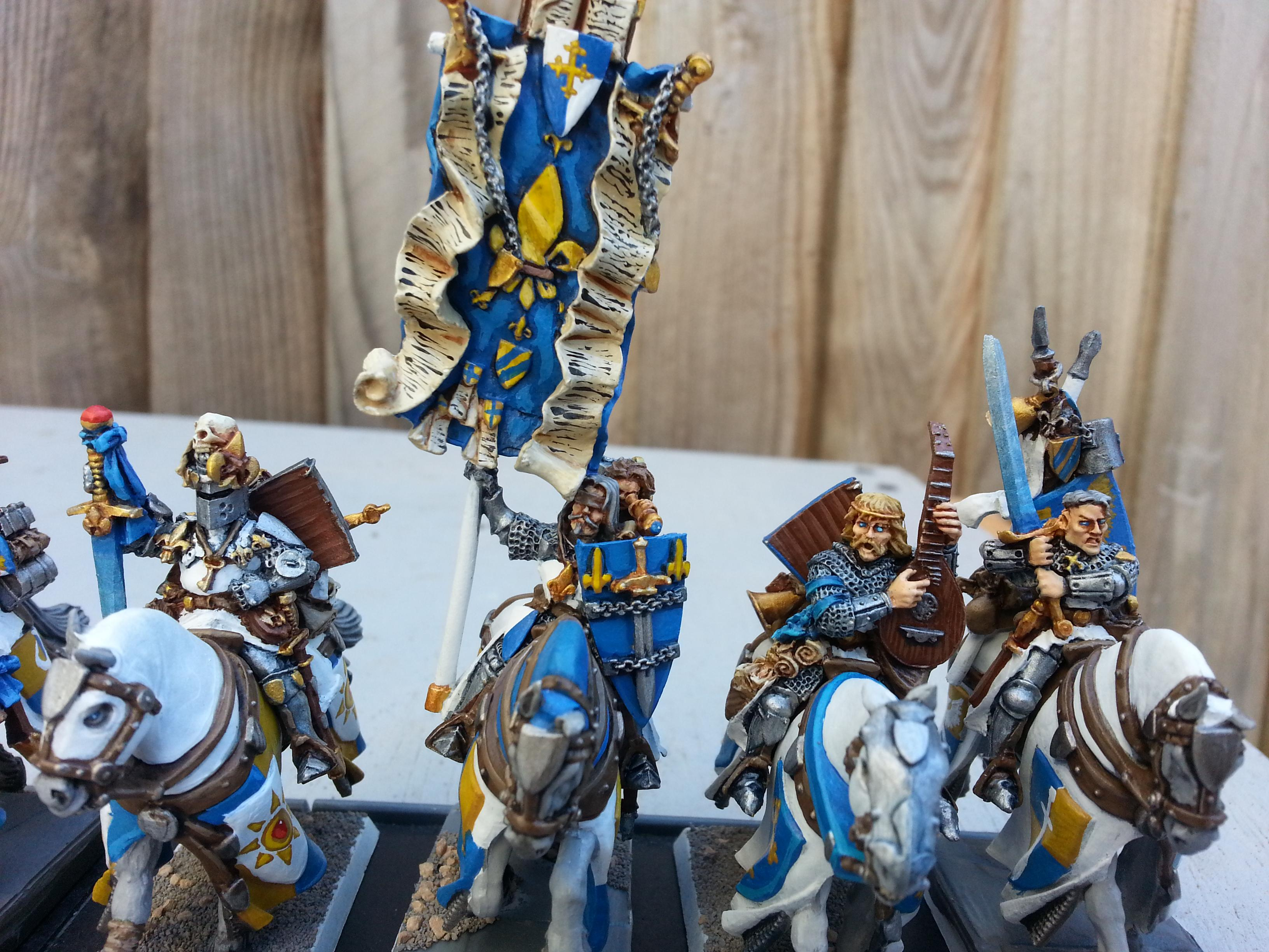Army Of Light, Chaos, Warhammer Fantasy
