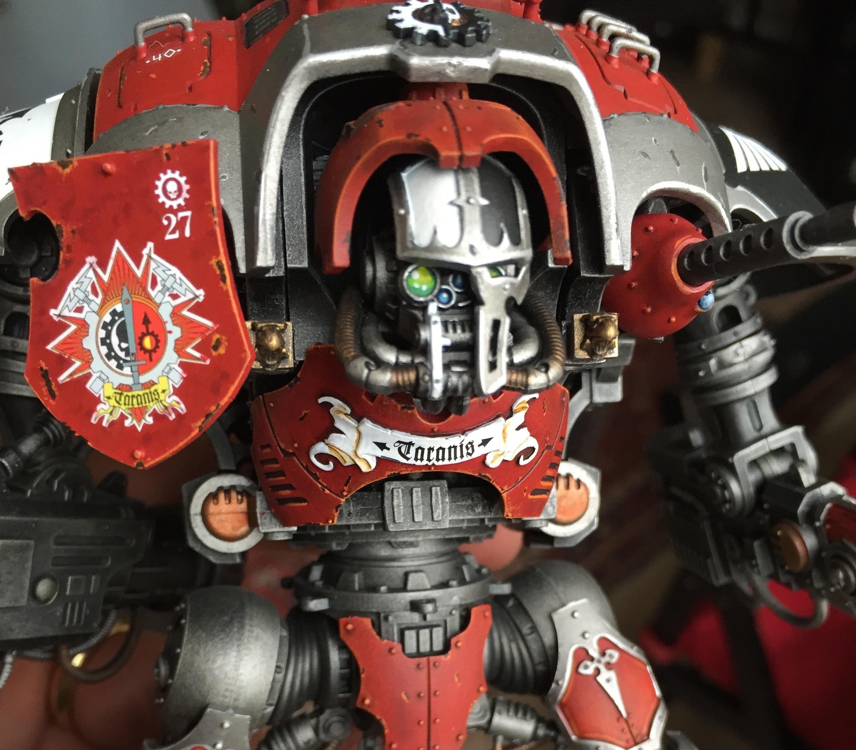 Adeptus Mechanicus, Imperal Knight, Imperial Knight, Riccardo Margarolo, Skitarii, Skytarii, Tanaris, Taranis, Warhammer 40,000