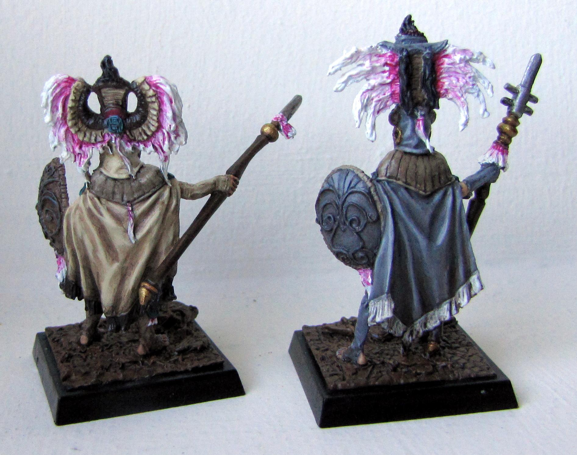 Amazon, Amazons, Freebooter Miniatures, Freebooters, Freebooters Fate, Pirates, Temple Guard, Templeguard, Warhammer Fantasy