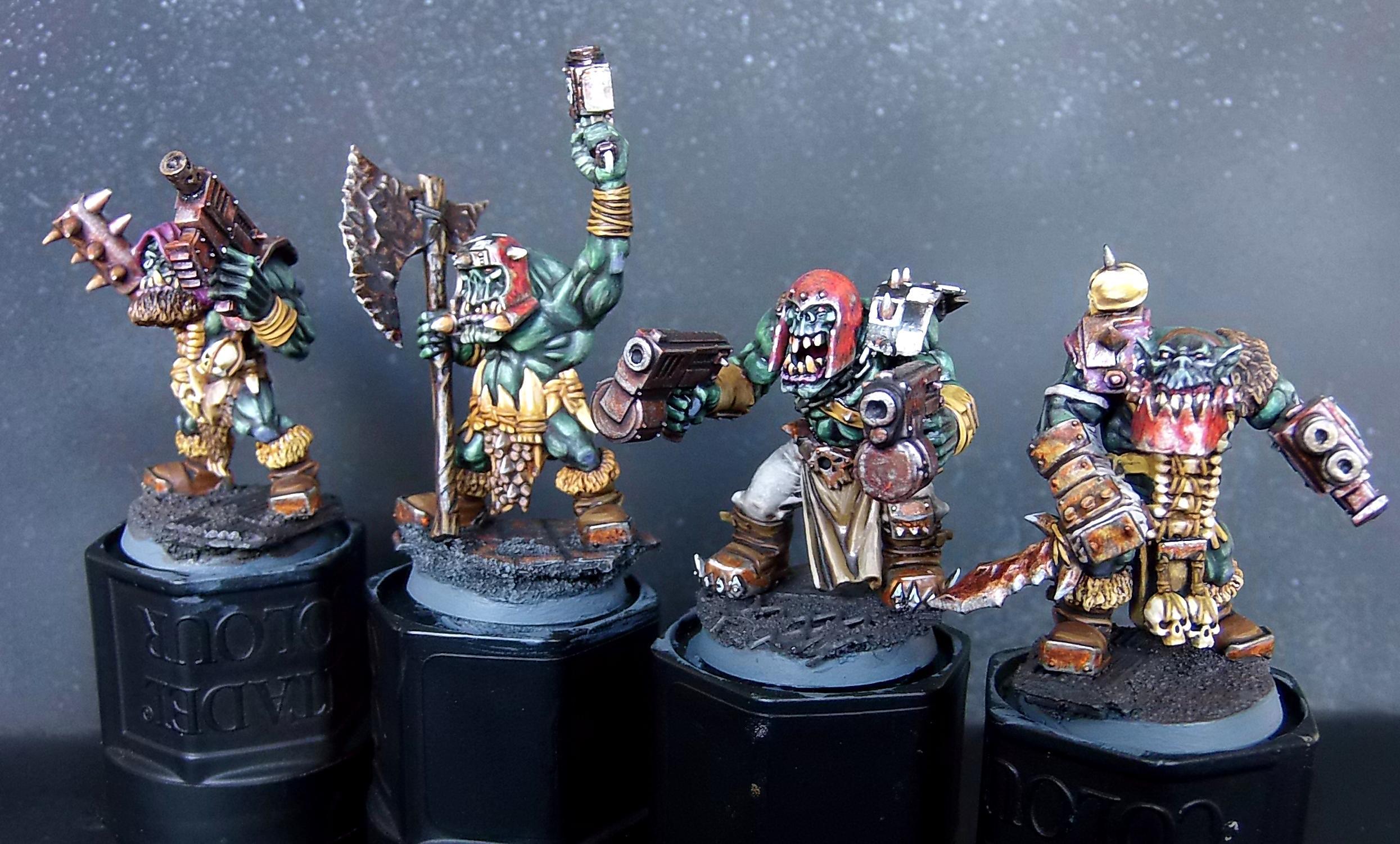 Gorkamorka, Orks, Savage Orc, Snakebites