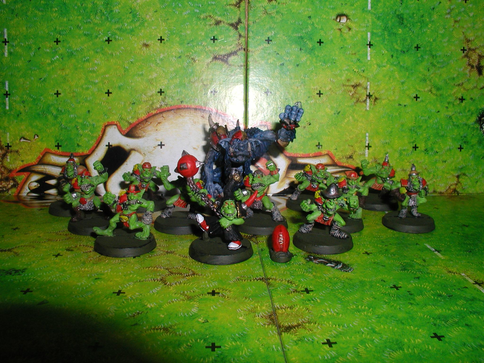 Blood Bowl, Specialist Games