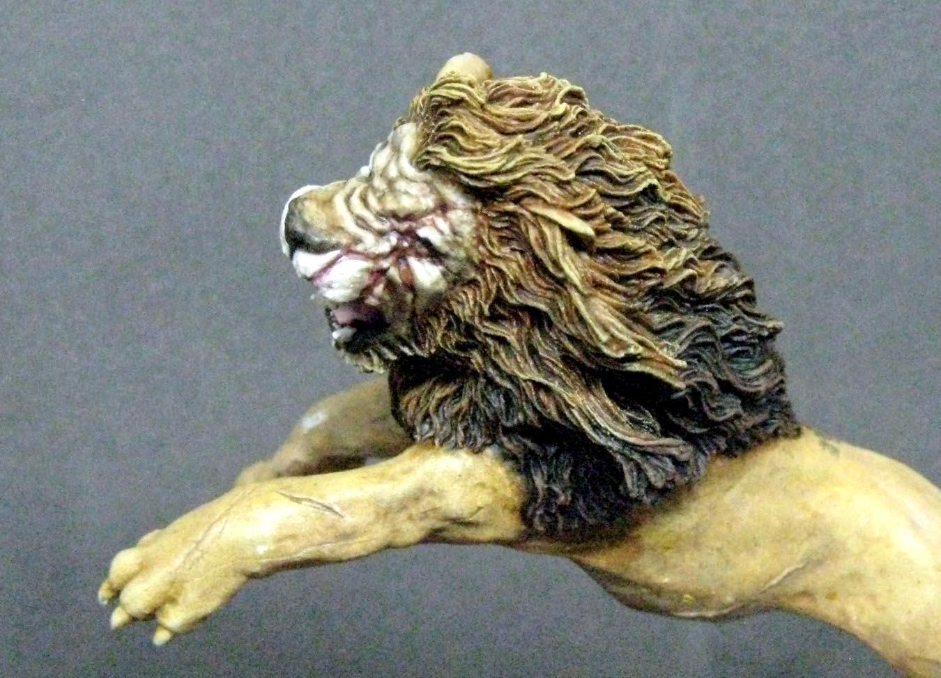 Arena Rex, Gladiators, Leo, Lion, Red Republic, Rrg