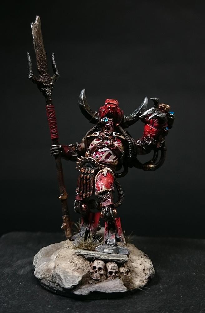 Adeptus Mechanicus, Conversion, Inq28, Inquisitor, Mechanicum, Skitarii, Titan Legion