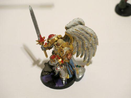 Blood Angels, Primarch, Sanguinius, Warhammer 40,000