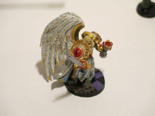 Blood Angels, Primarch, Sanguinius, Warhammer 40,000