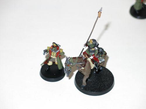 Cossacks, Death Korps of Krieg, Imperial Guard, Warhammer 40,000