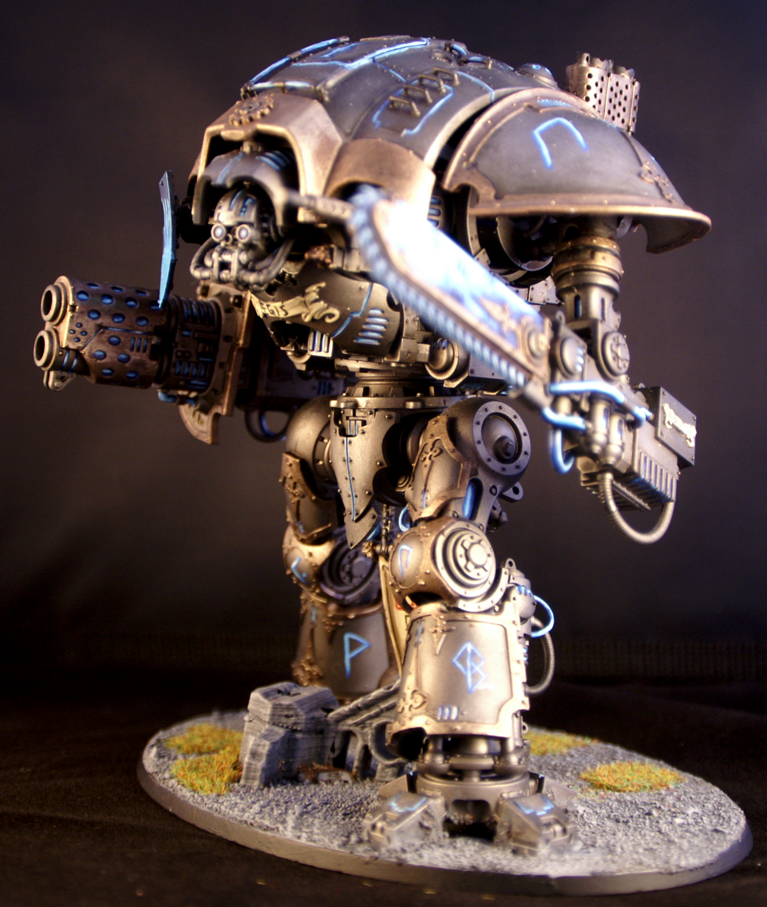 Grey Knights, Imperial Knight