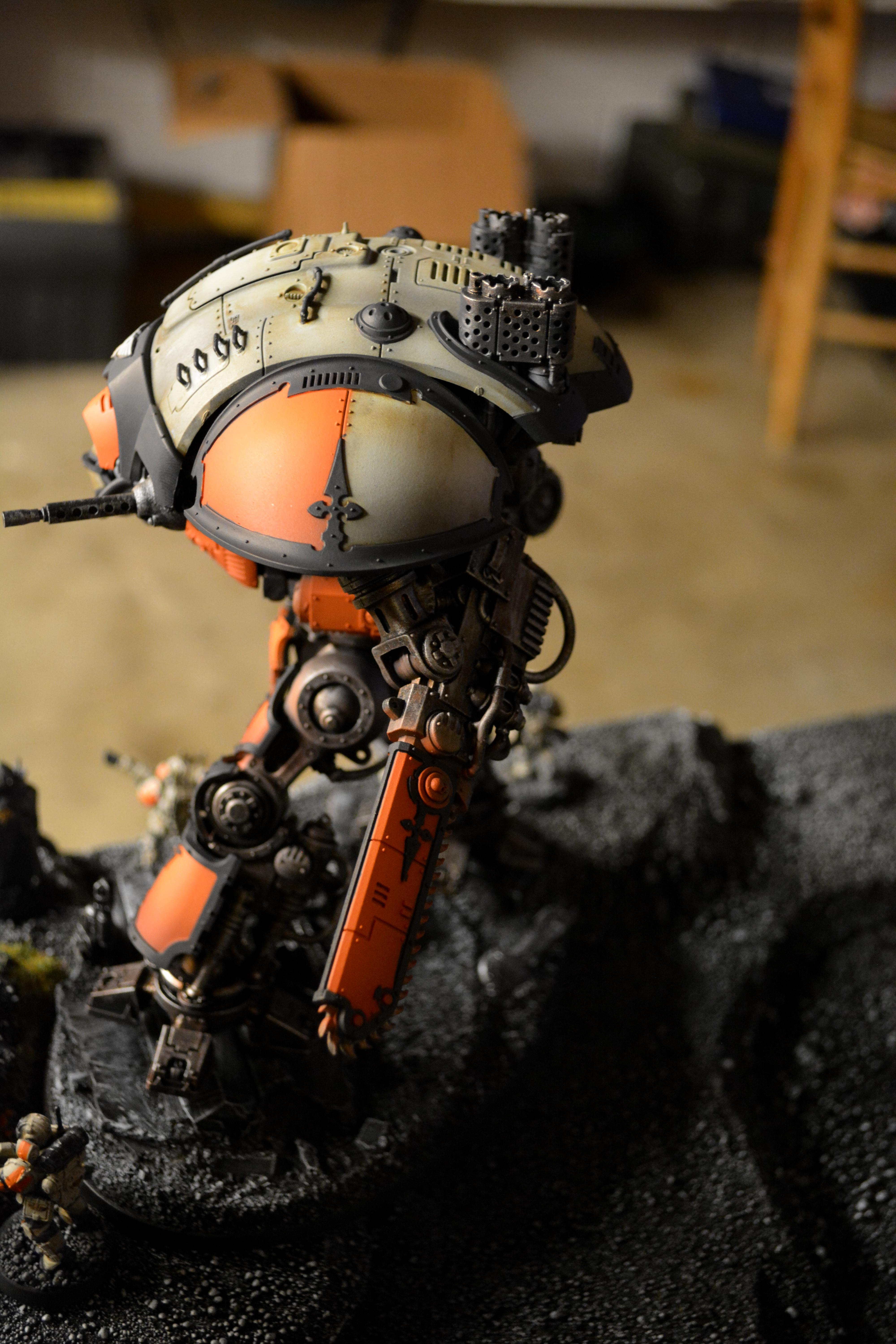 Imperial Knight, Inquisition, Scions