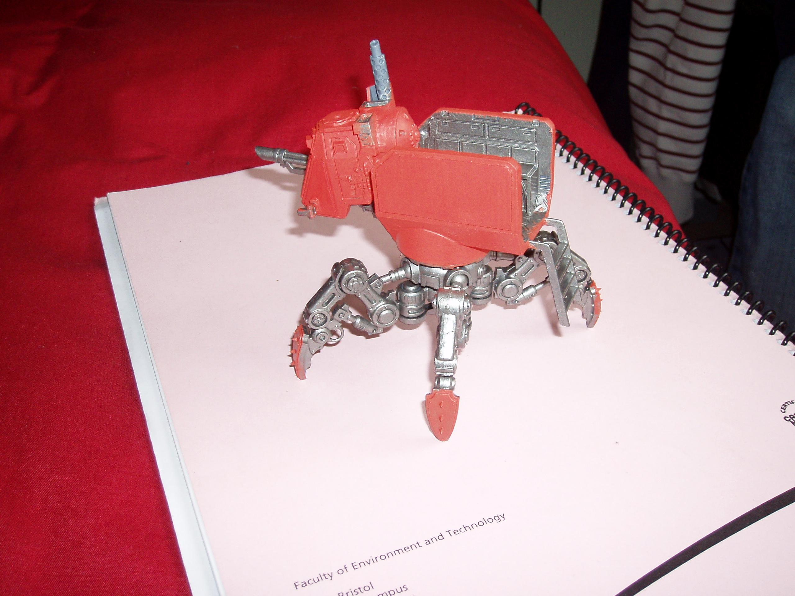 Mars Universal Land Engine, Mechanicum, Mule, Onager, Ordo Reductor, Skitarii