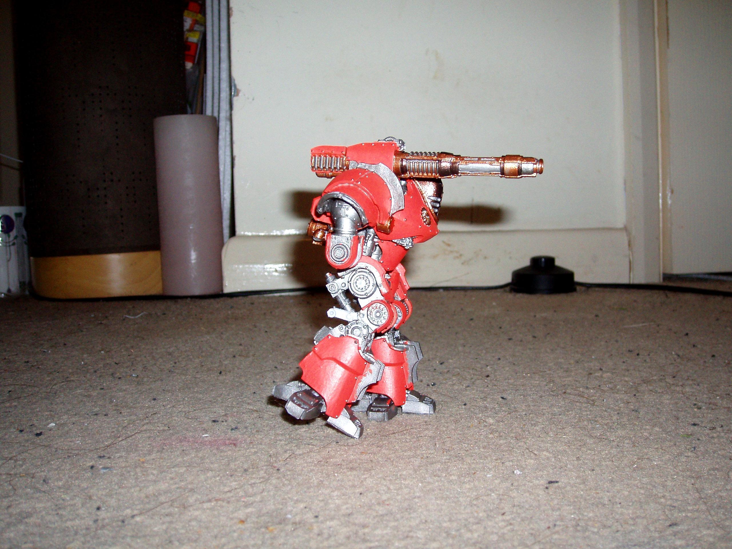 Mechanicum, Ordo Reductor, Siege Automata, Thanatar, Thanatar-calix