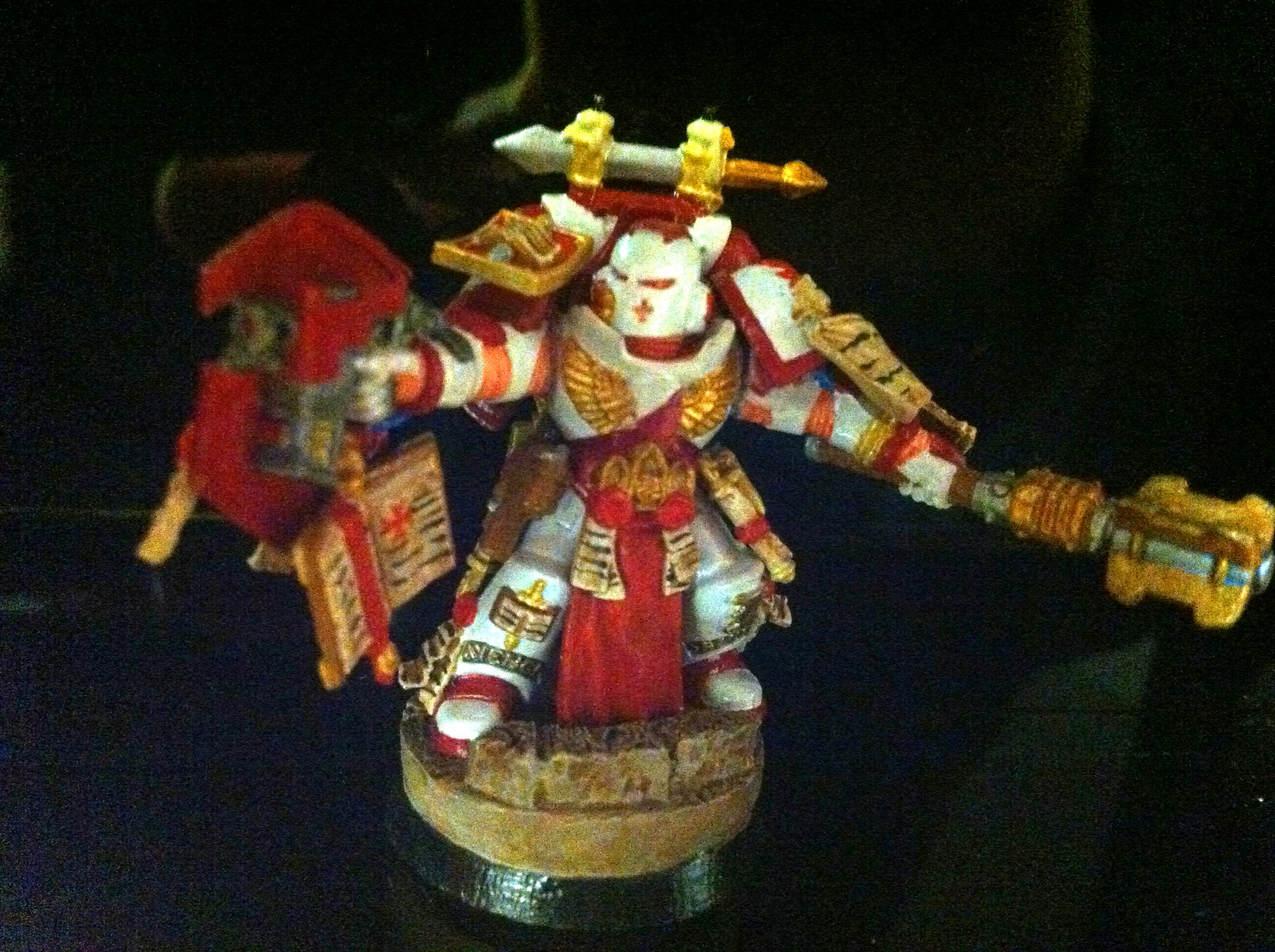 Space Marines, Templars, Warhammer 40,000