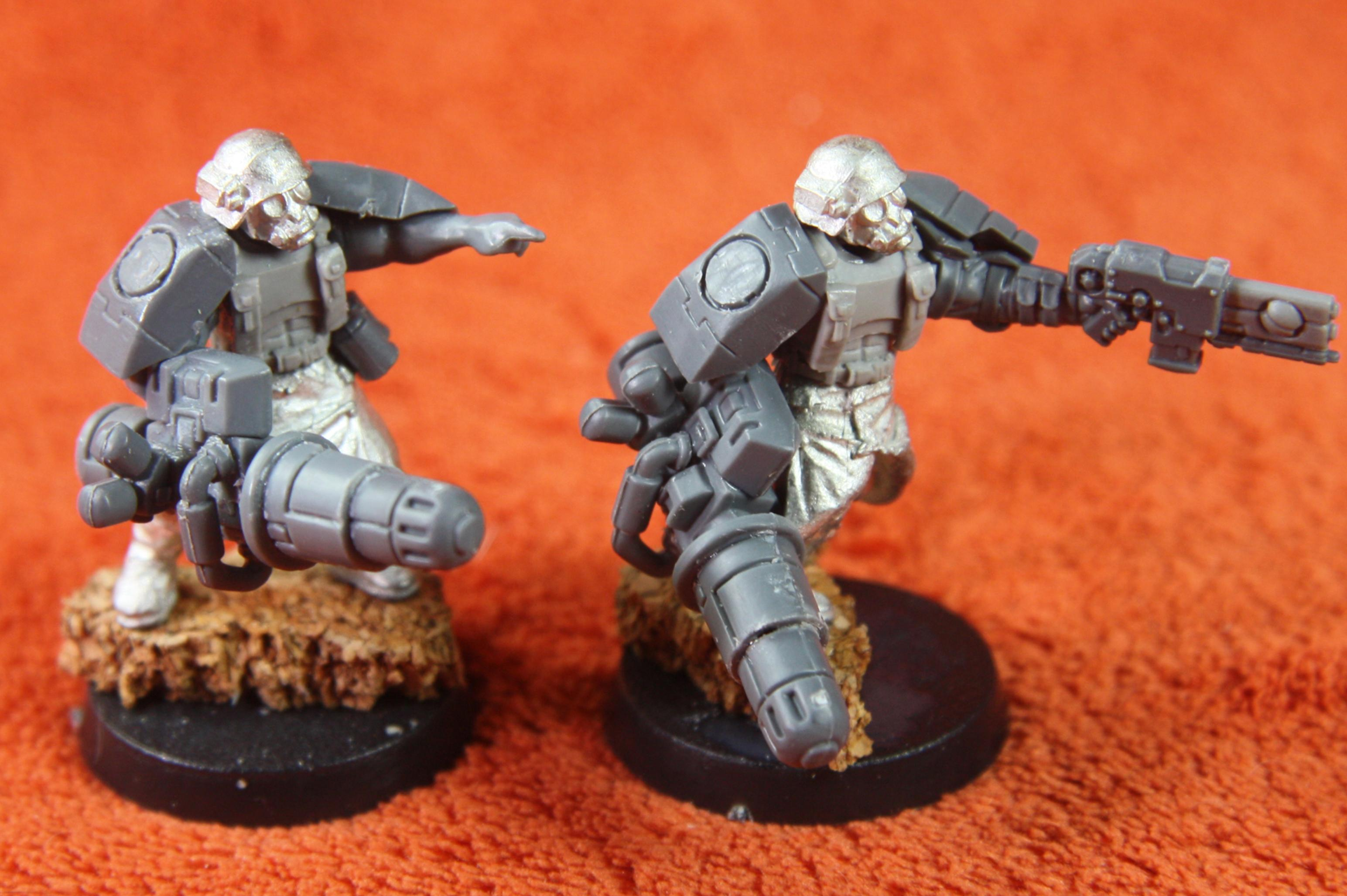First 2 Plasma Guns