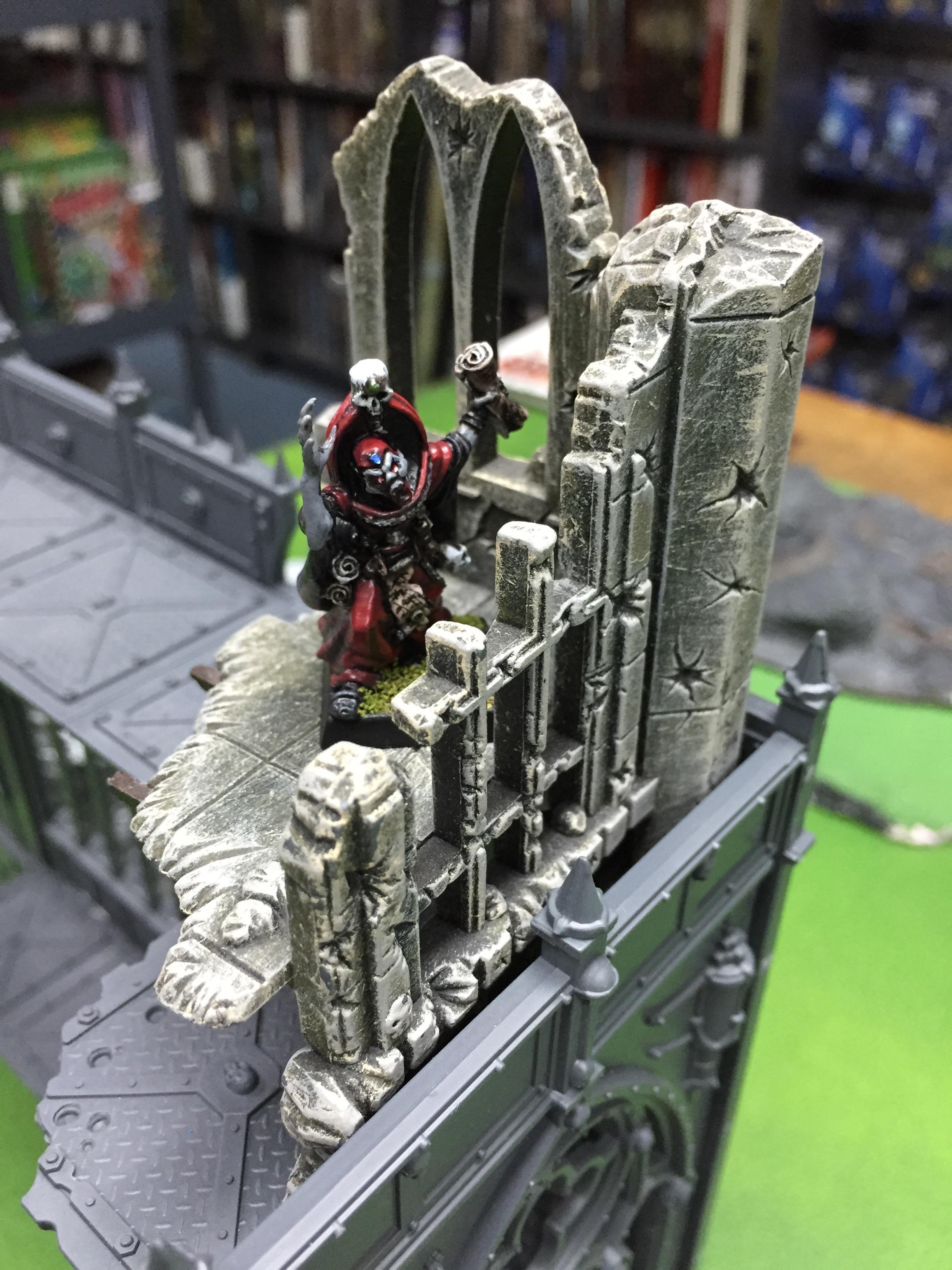 Blood, Castle, Counts, Necrarch, Necromancy, Nectomancer, Undead, Vampire, Warhammer Fantasy