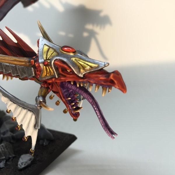 fantasy dragons warhammer high - photo #23