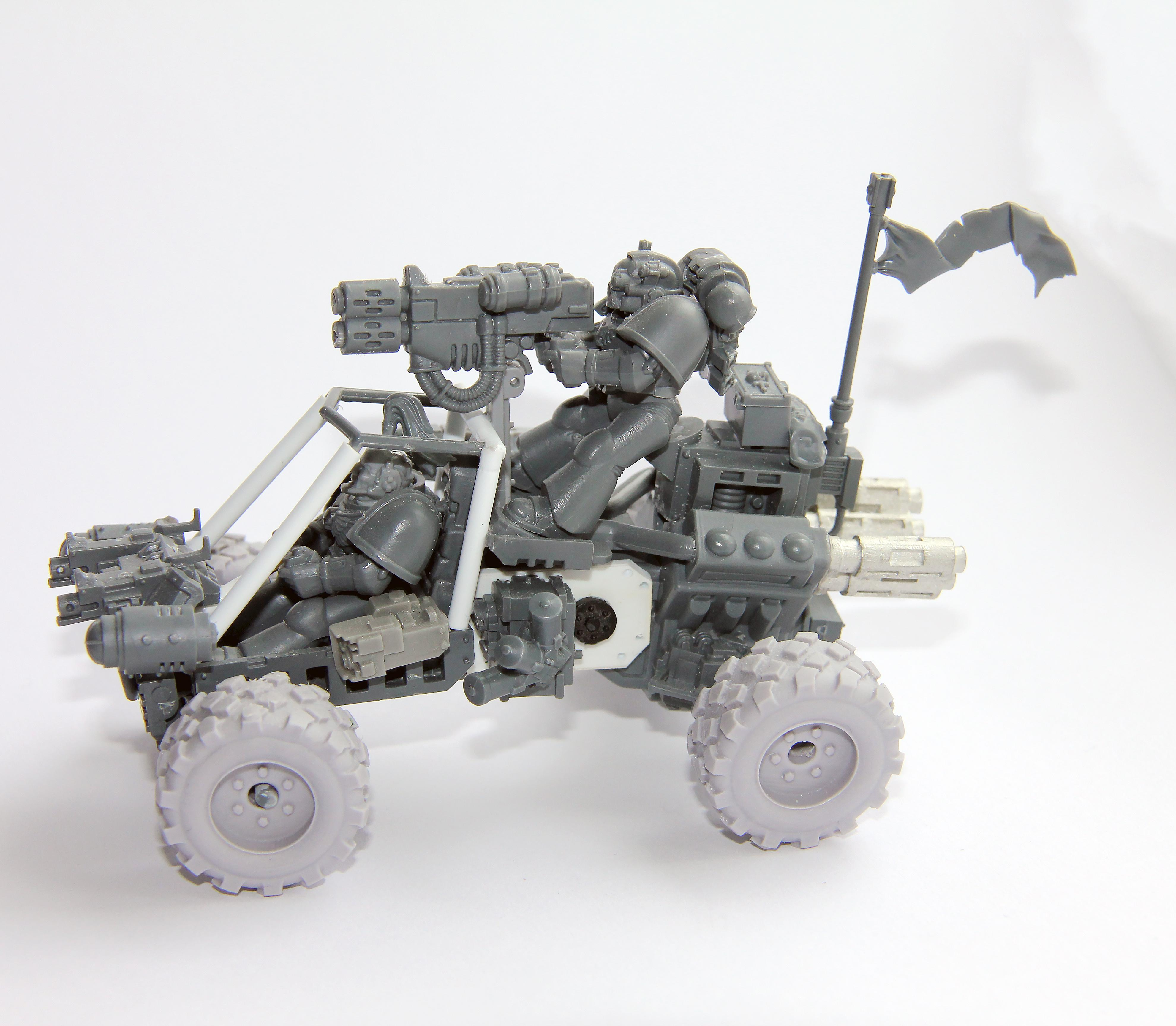 Buggy, Space Marines