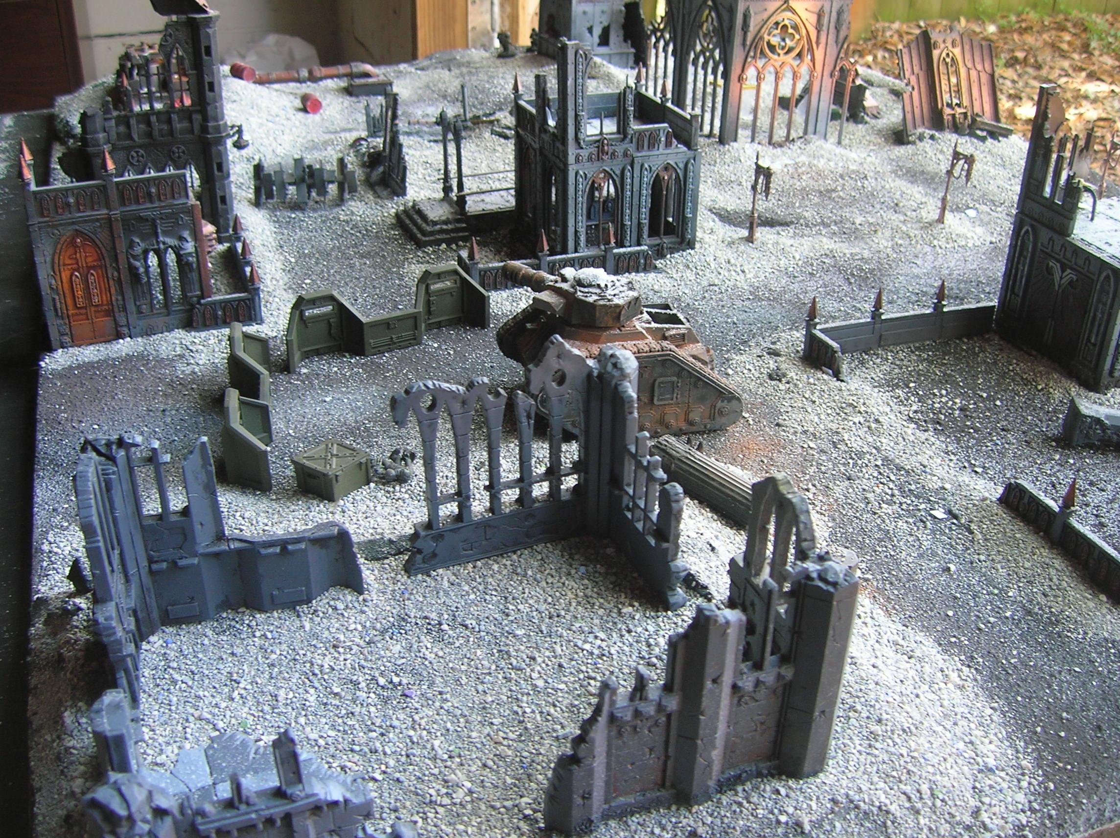 Cities Of Death, Ruins, Skirmish, Urban, Warhammer 40,000