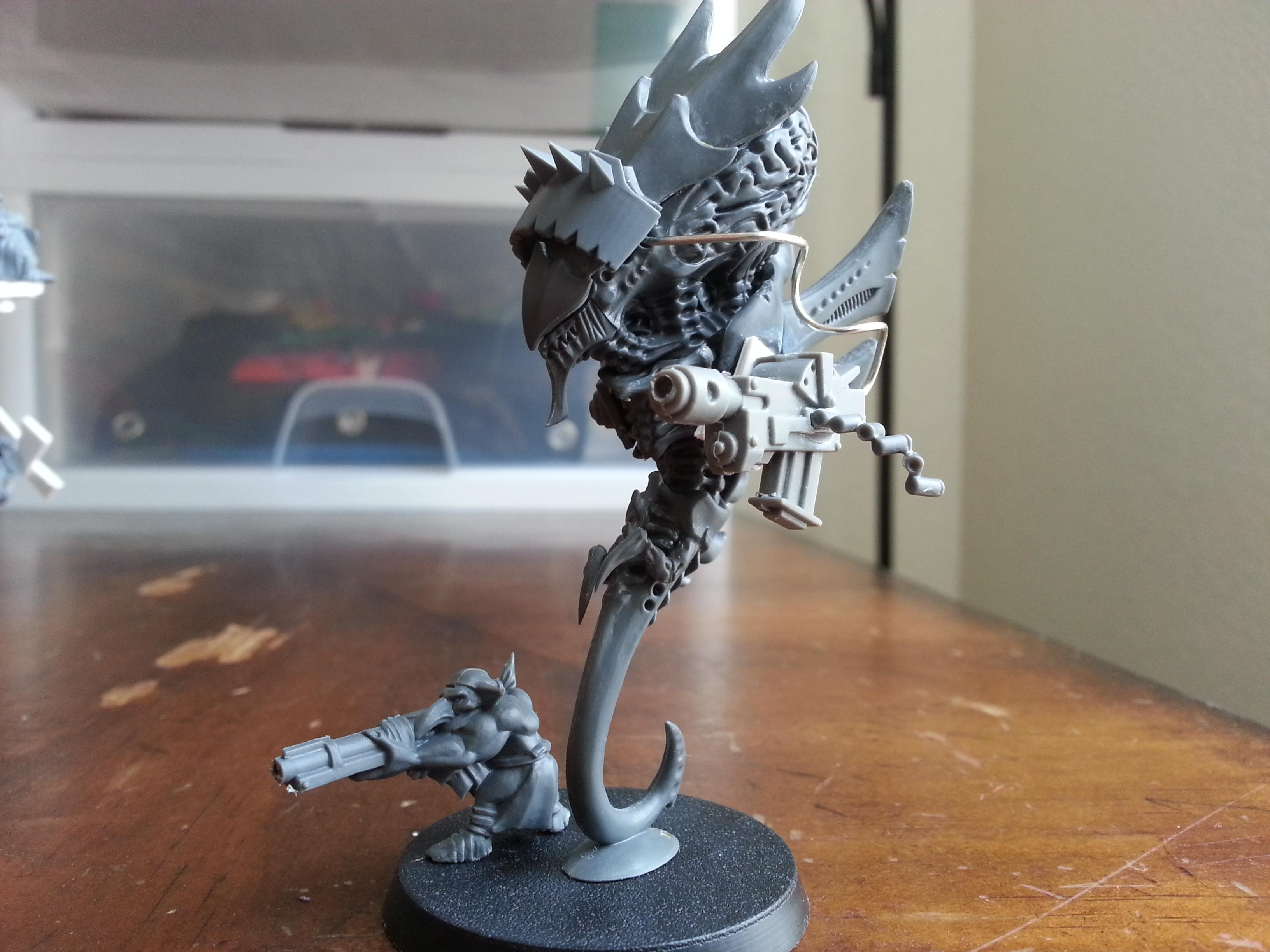Gretchin, Looted, Tyranids, Zoanthrope
