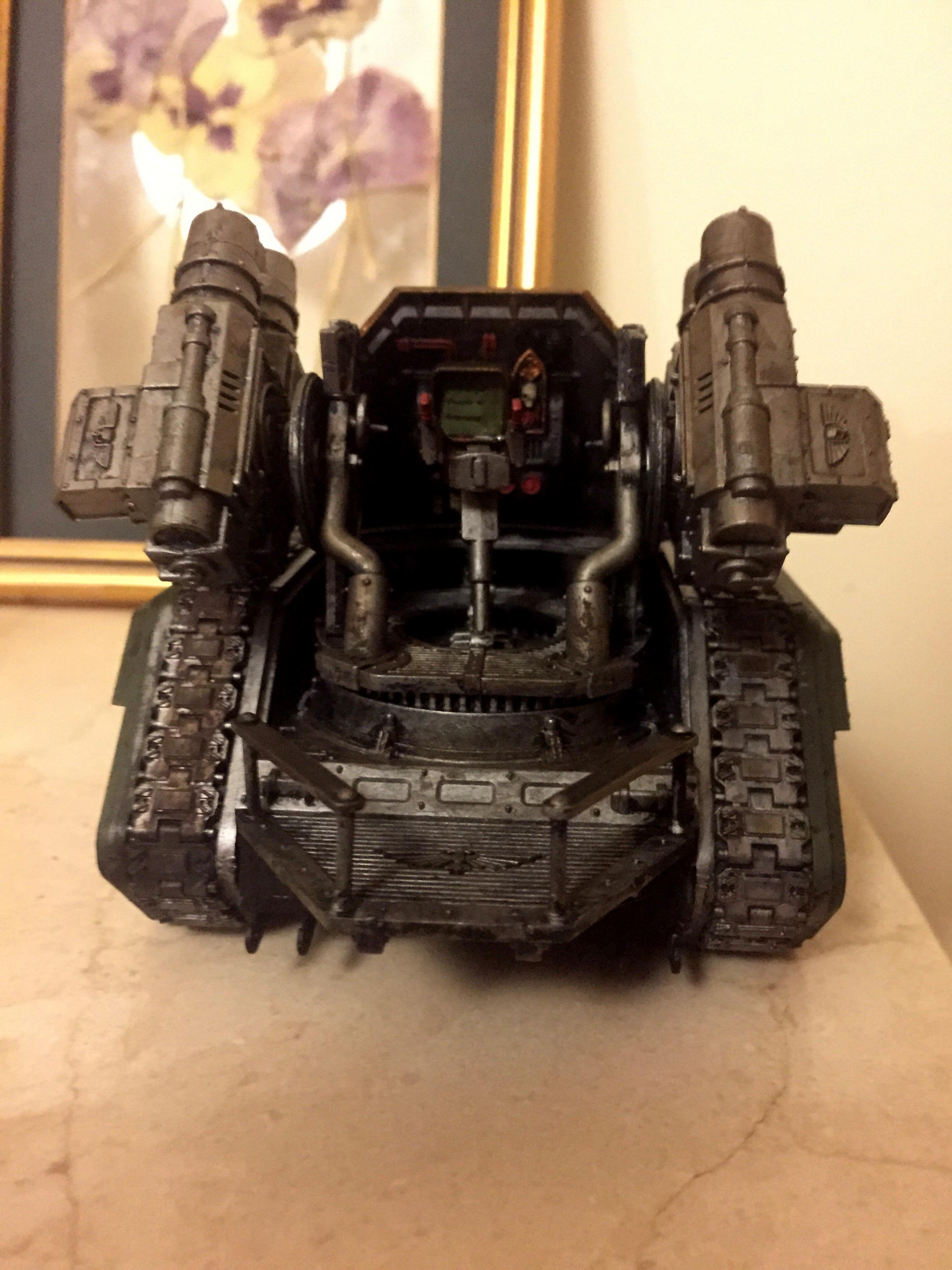 Chinese, Computer, Controls, Tank, Weathered, Wyvern