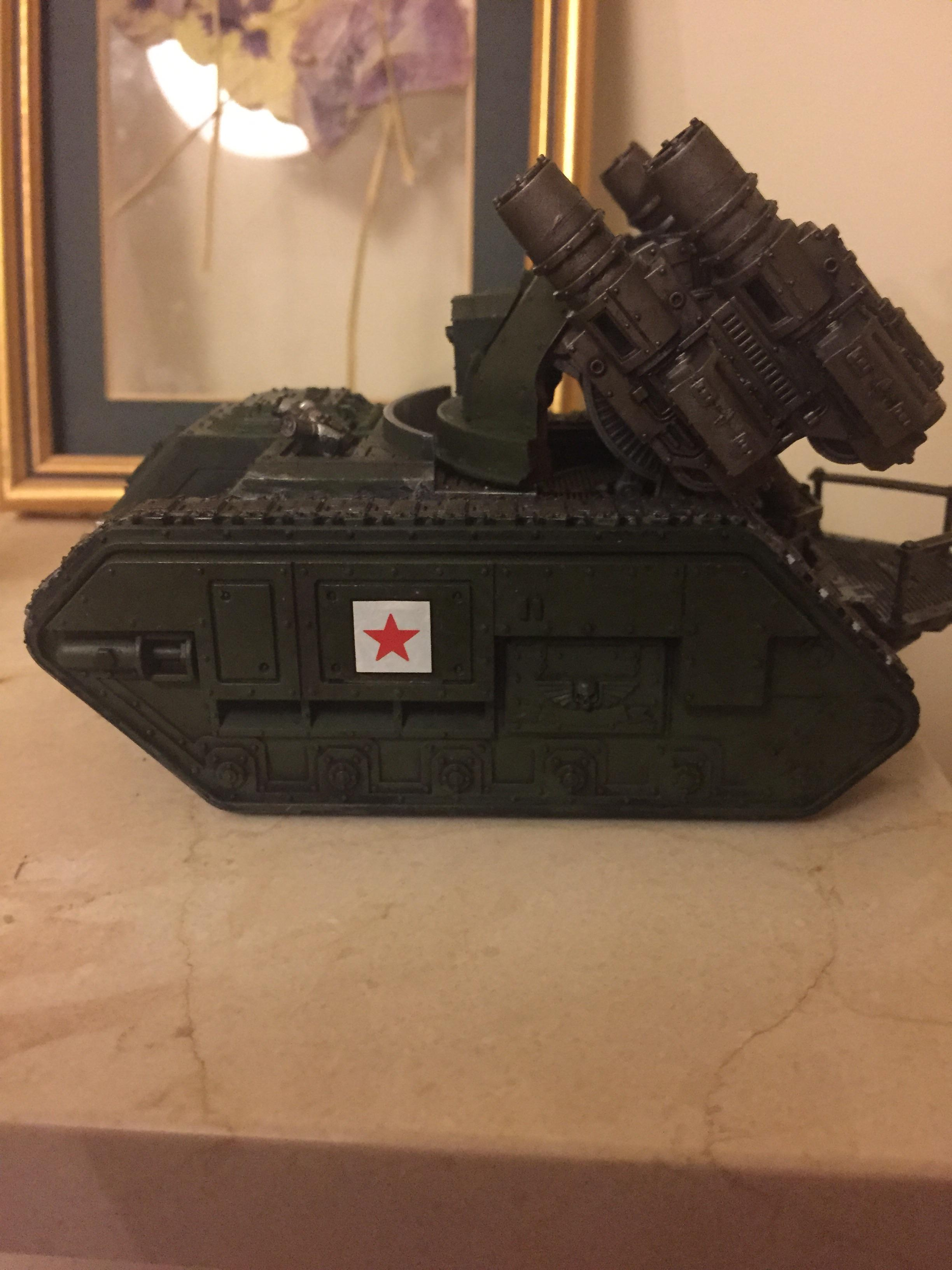 China, Guard, Imperial, Imperial Guard, Star, Tank, Wyvern