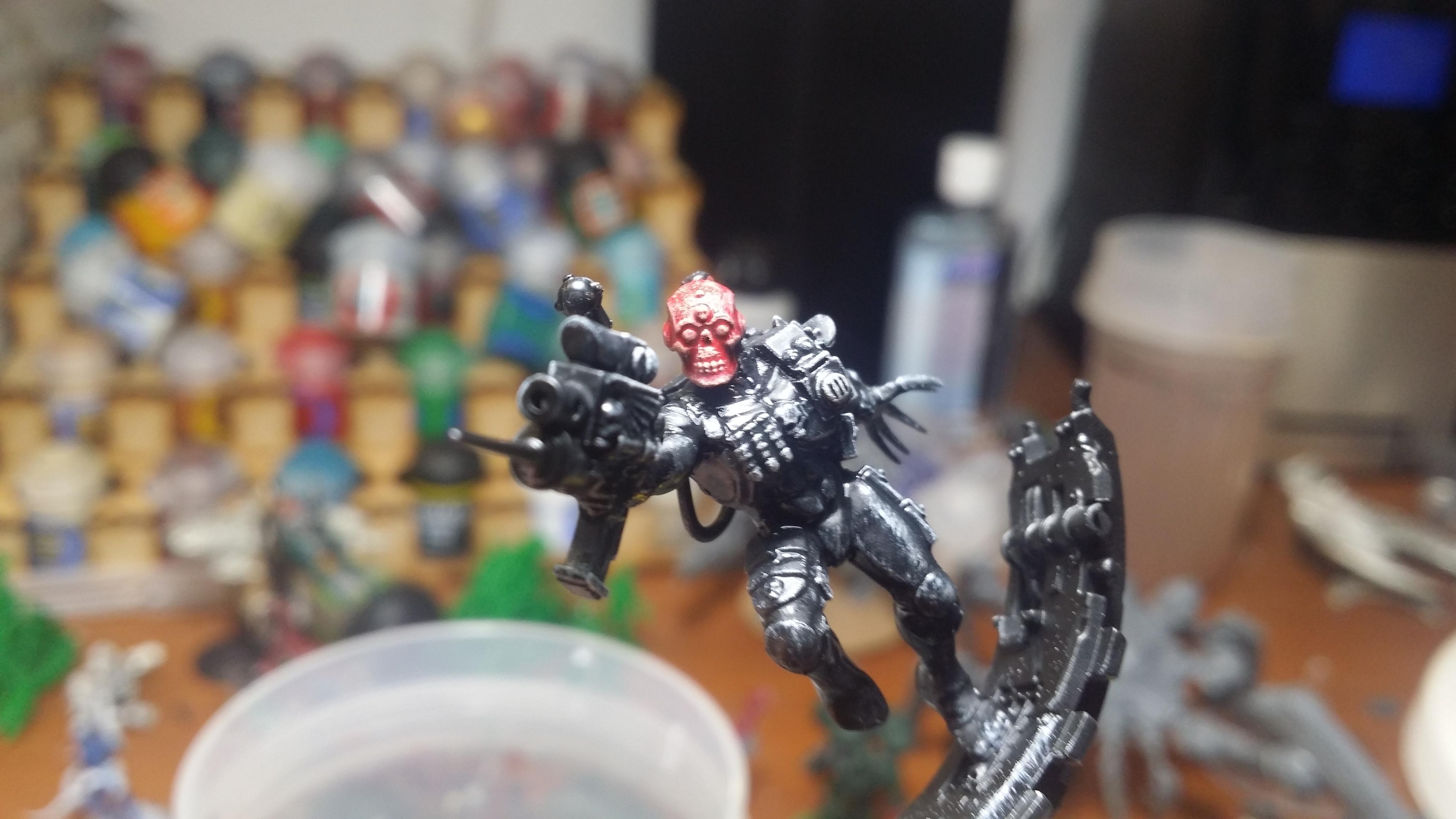 Red Skull (WIP)